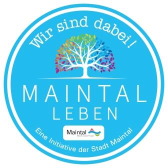 Maintal Leben Button